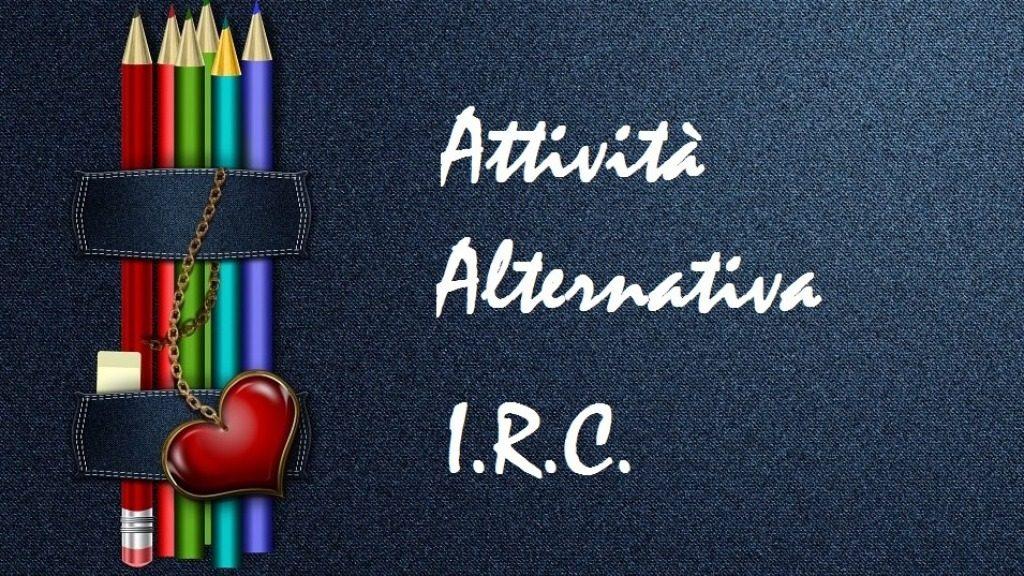 Risultati immagini per ATTIVITà ALTERNATIVA IRC